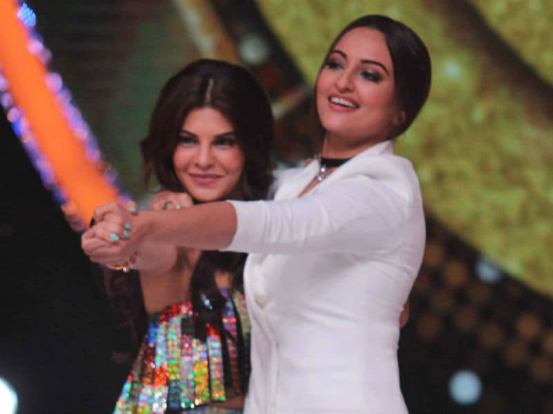 A Gorgeous Day in the Lives of Sonakshi, Jacqueline, Nargis