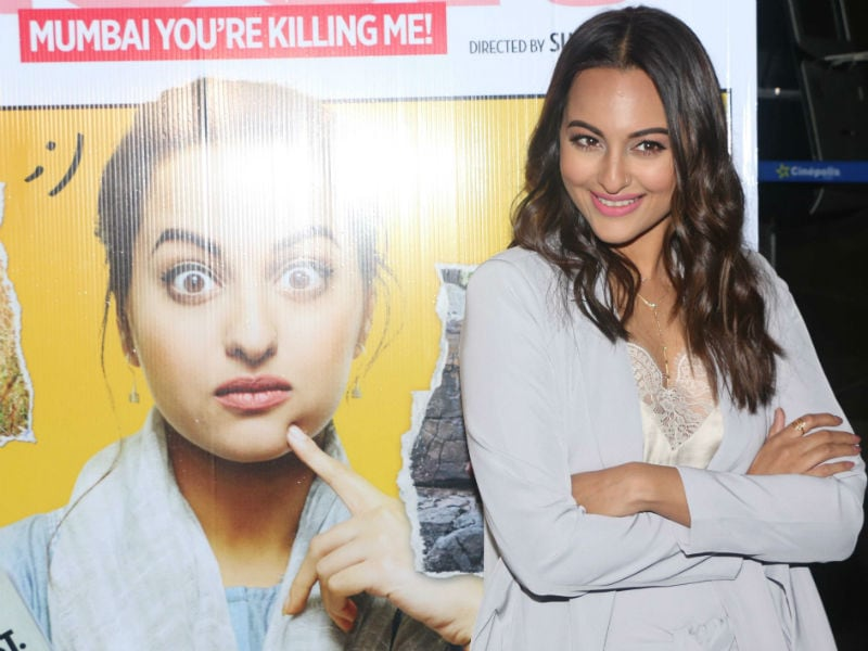 Presenting Sonakshi Sinha, In And As Noor