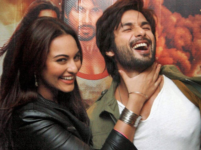 Why you don't want to get Sonakshi mad