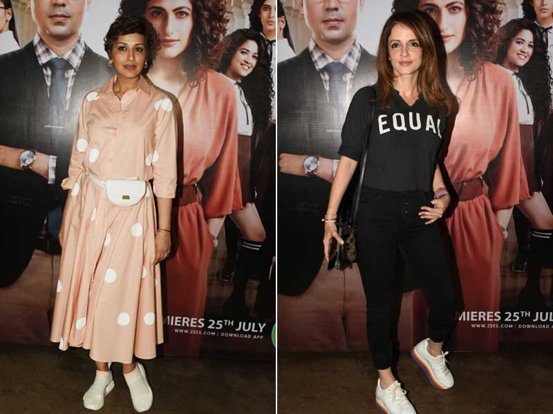 What Sonali Bendre And Sussanne Khan Did Midweek