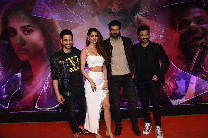 Sonam, Katrina And Others Watch Disha, Aditya And Anil Kapoor\'s Malang