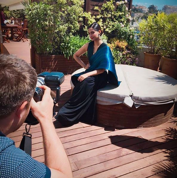 Sonam Kapoor\'s Khoobsurat Cannes Moments