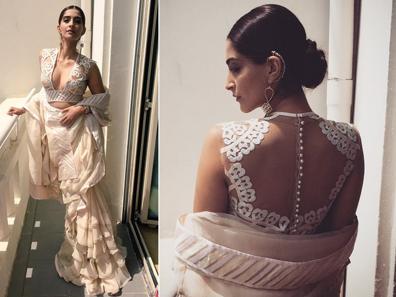 Cannes 2015: Sonam Kapoor Gets Ready for the Fashion Gala