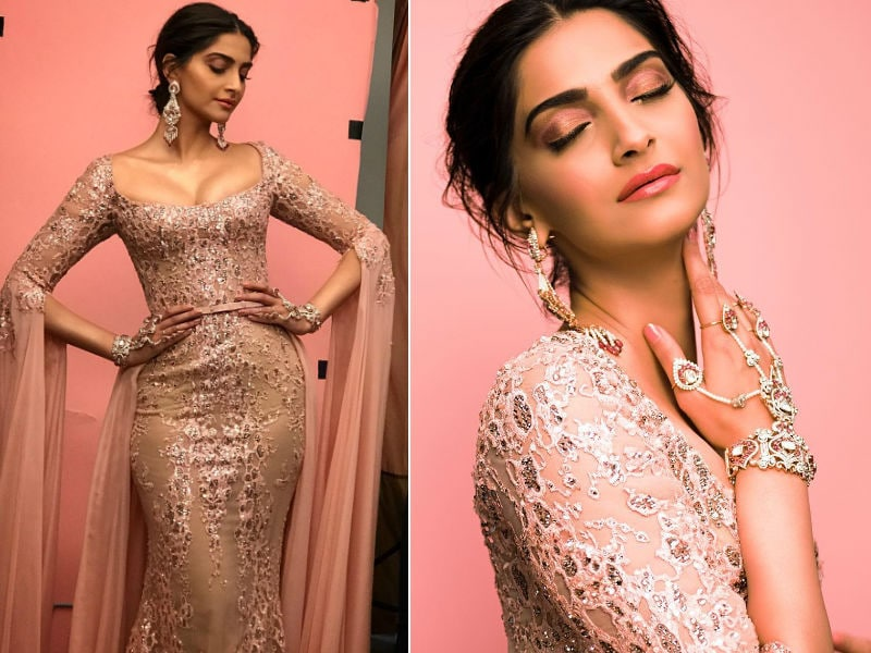 Cannes Film Festival: Sonam Kapoor's Elie Saab Couture Is To Die For