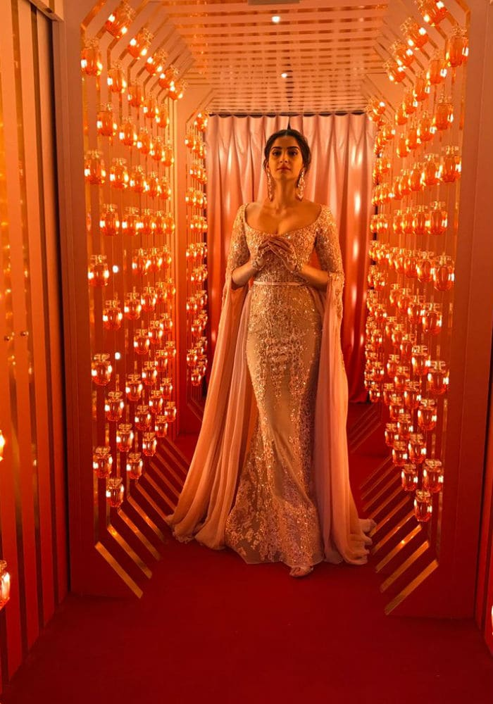 Cannes Film Festival: Sonam Kapoor\'s Elie Saab Couture Is To Die For