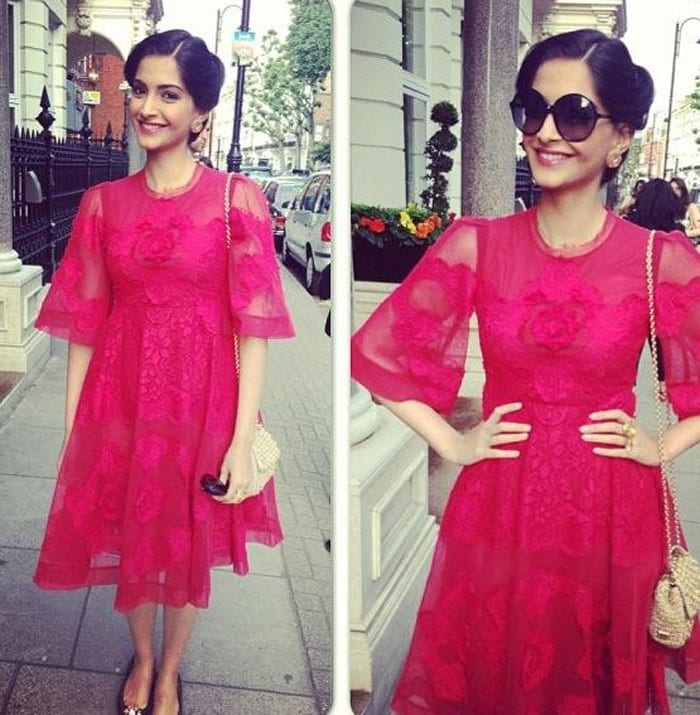 Why Sonam Kapoor Is The Best Dressed Girl In Town