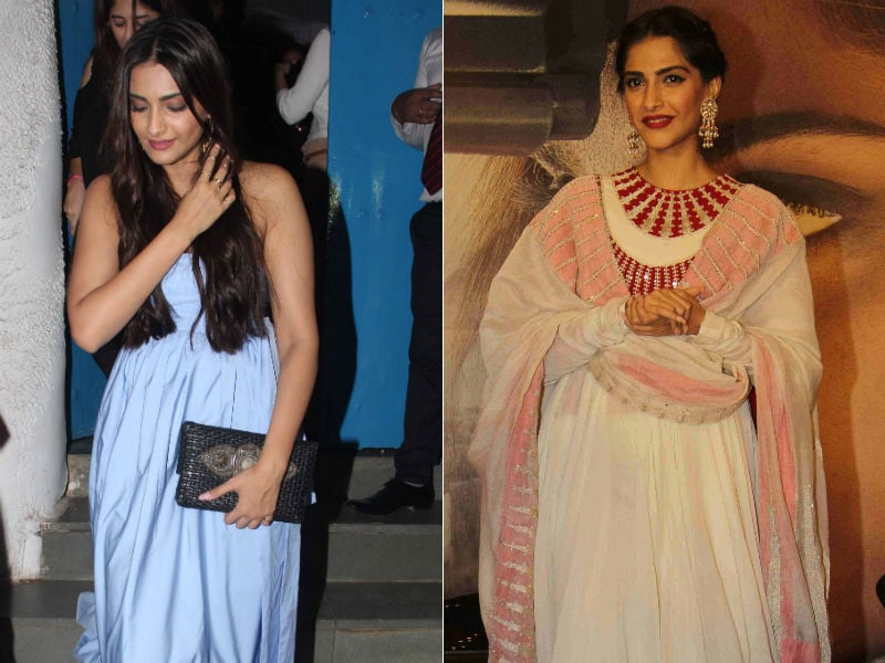 Photo : फिल्म 'नीरजा' की सफलता को कुछ यूं मना रही हैं सोनम कपूर...