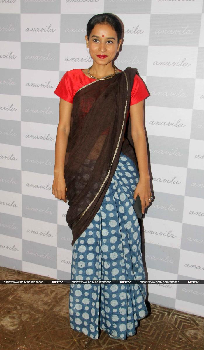 Sonam, Swara, Kiran\'s 9 Yards of Elan