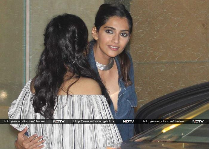 Work and Play for Sonam Kapoor on Birthday