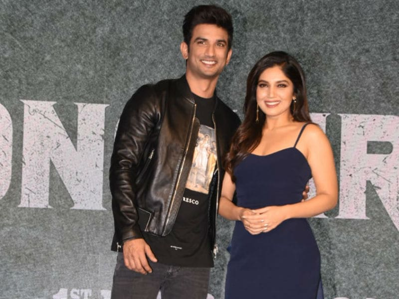 Sushant And Bhumi's Swag Was Off The Charts At Sonchiriya Trailer Launch