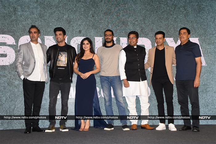 सुशांत की फिल्म 'सोन चिड़िया' का दूसरा ट्रेलर रिलीज