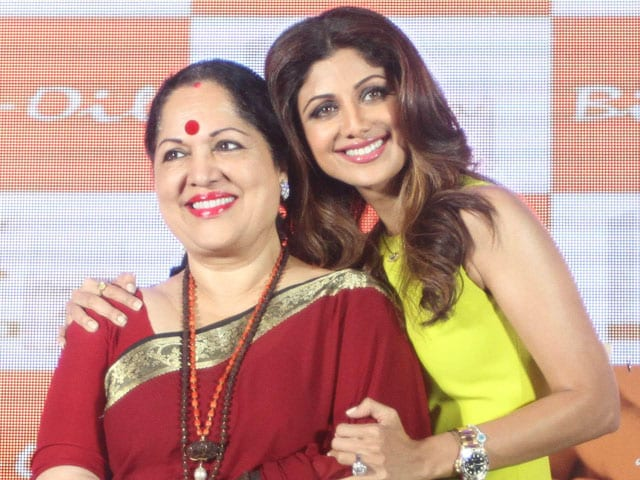 Her Mother's Daughter: Shilpa and Sunanda Shetty