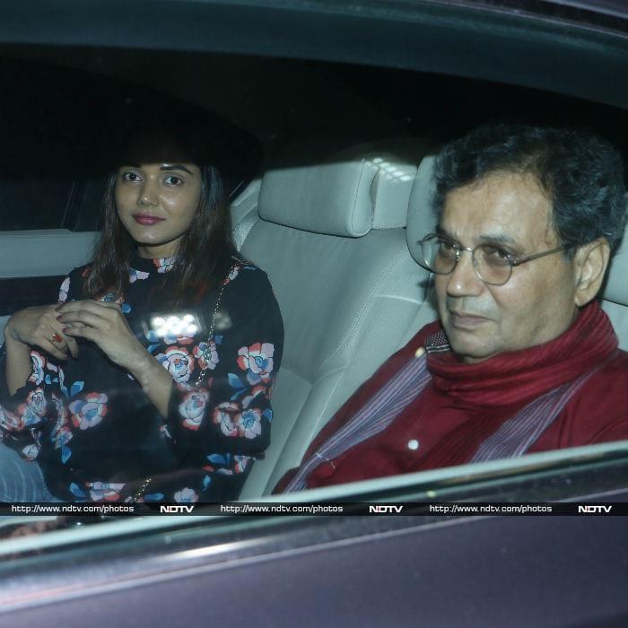 चित्रांगदा ने जहीर-सागरिका, ऋचा चड्ढा के साथ देखी फिल्म 'सूरमा'