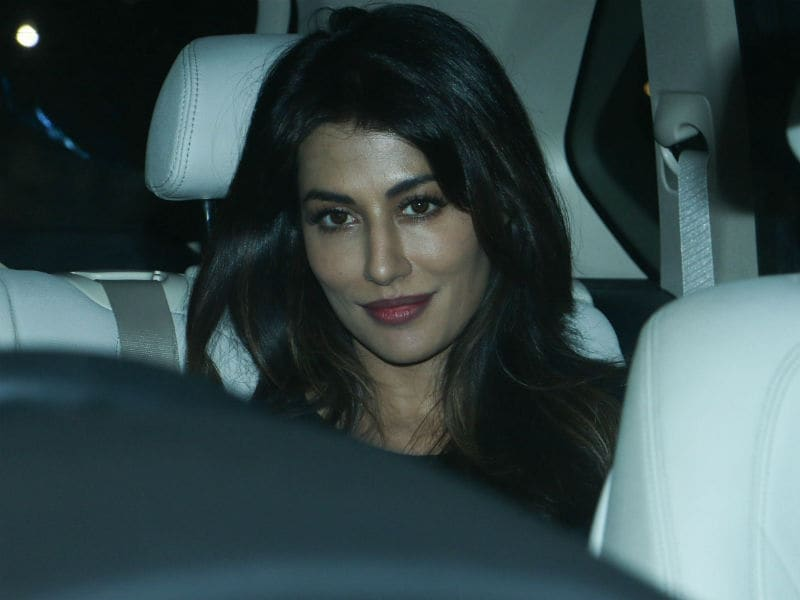 Chitrangada Watches Soorma With Zaheer-Sagarika , Richa Chadha