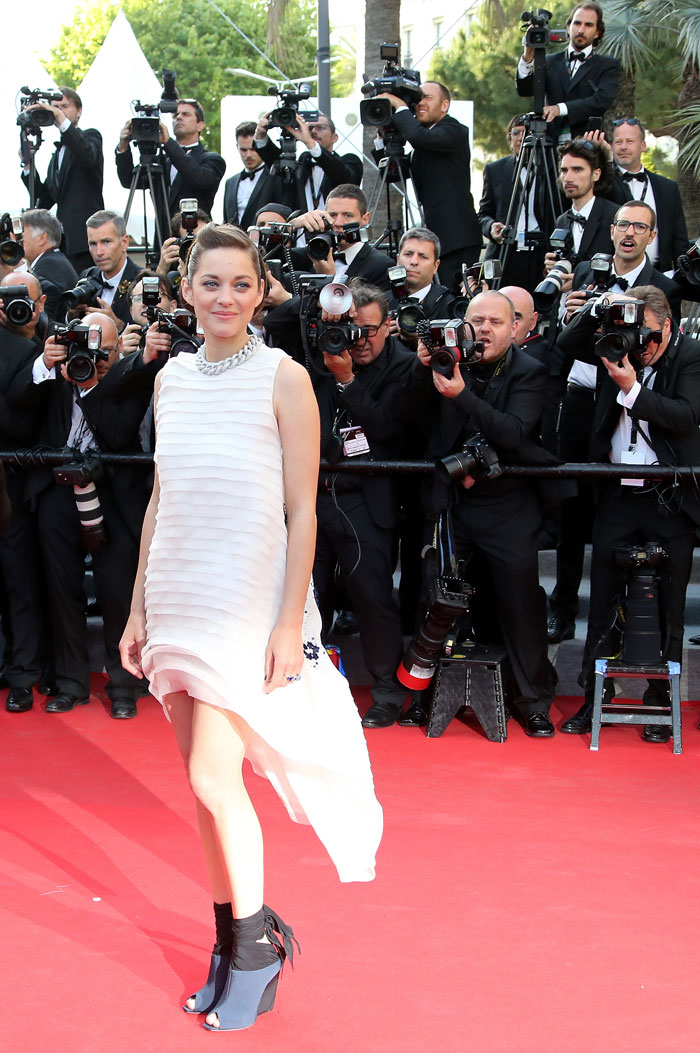 In Cannes, Take Fashion Lessons From Sharon Stone, Sophia Loren