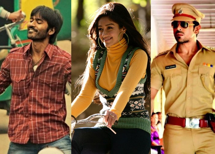 The South invasion of Bollywood