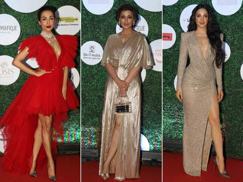 Malaika, Sonali, Kiara Are Red Carpet Divas