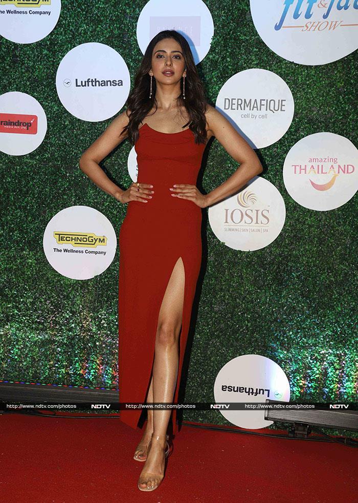 Global Spa Fit and Fab Awards: रेड कार्पेट पर मलाइका, सोनाली, कियारा से नहीं हटी नजरें