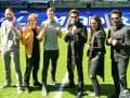 Photo : Sonakshi, Anil, Hrithik Met These Footballers in Spain. Hala Madrid!