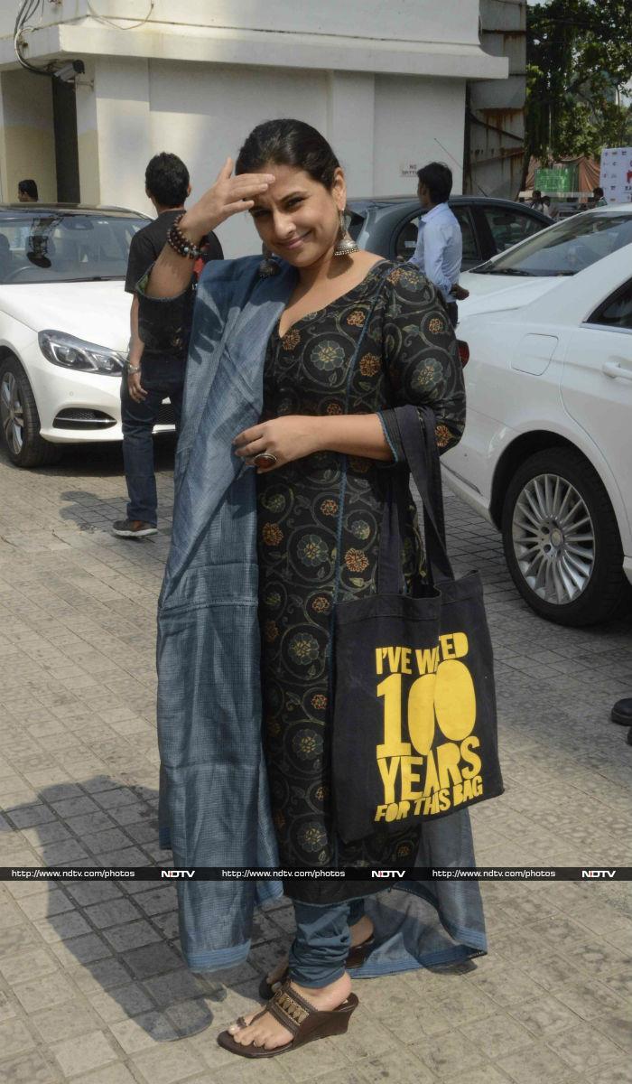 Keeping Up With the MAMI Fest: Vidya Balan, Kiran Rao