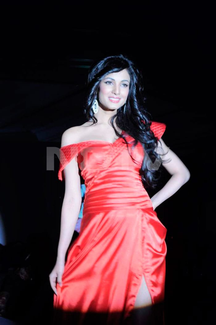 Spotted: Sonal Chauhan