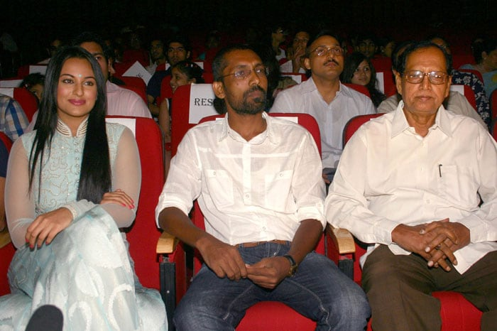 Sonakshi at National Film Festival
