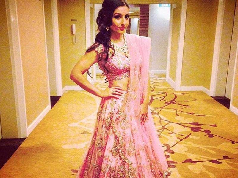 Photo : Soha Ali Khan's Desi Style in Australia