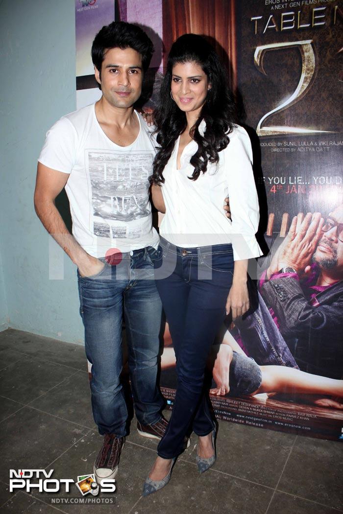 Rajeev, Tena celebrate their film\'s success
