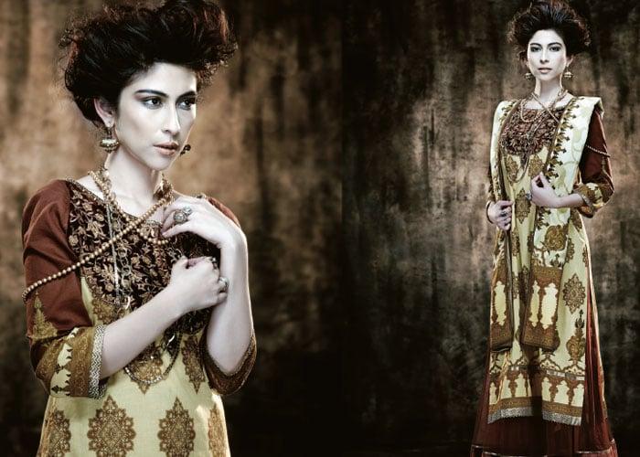 Pakistan royalty: Meesha