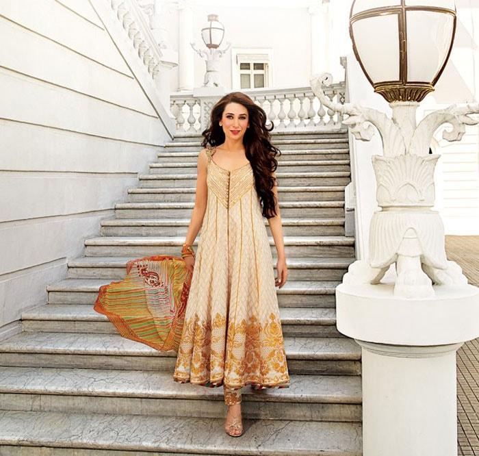 Karisma\'s royal shoot for Pakistan