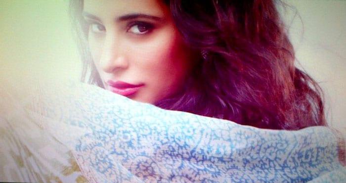 From Pakistan, Nargis\' dream shoot