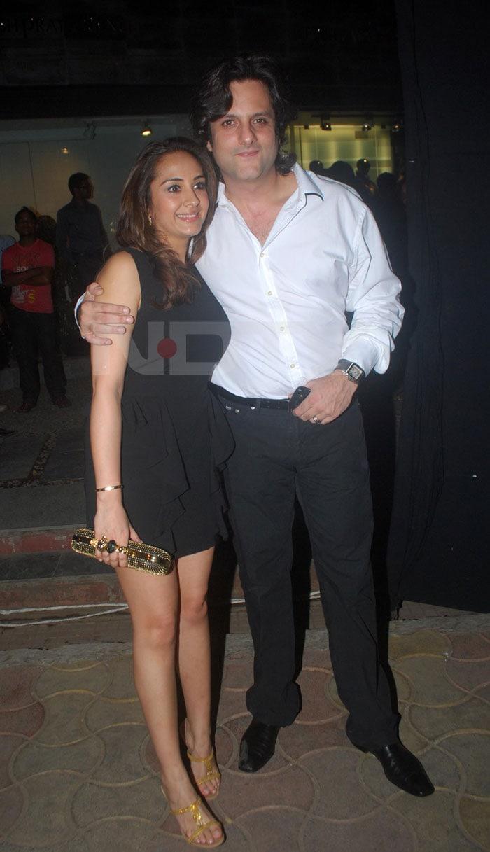 Stars at Rohit & Rahul\'s store launch