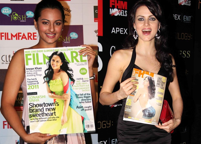 Sonakshi, Yana \'cover\' it up!