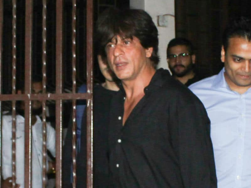 A Day In The Life Of Shah Rukh Khan