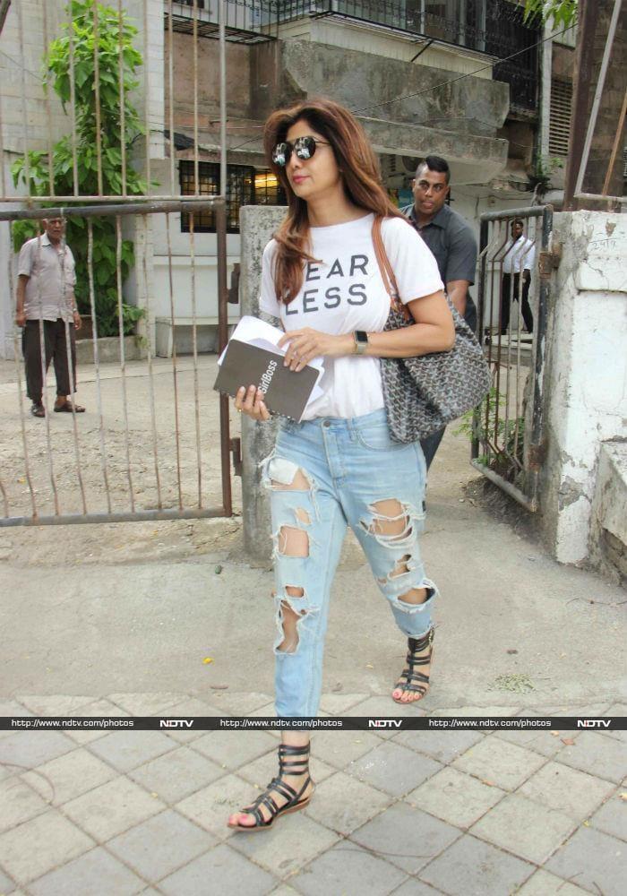 Shilpa Shetty\'s Life In A Metro