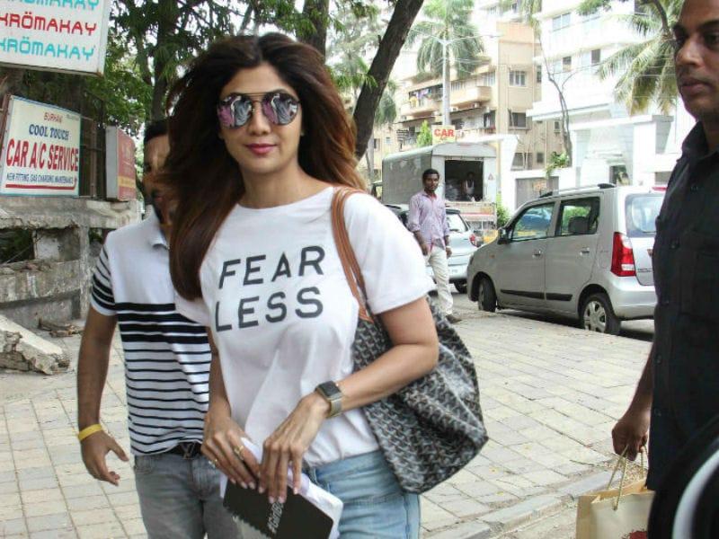 Photo : क्या आपको पता है आजकल कहां बिजी हैं शिल्पा शेट्टी, हम बताते हैं...