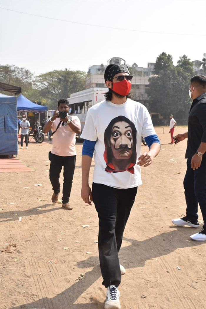 This Star Is A Money Heist Fan. Guess Who