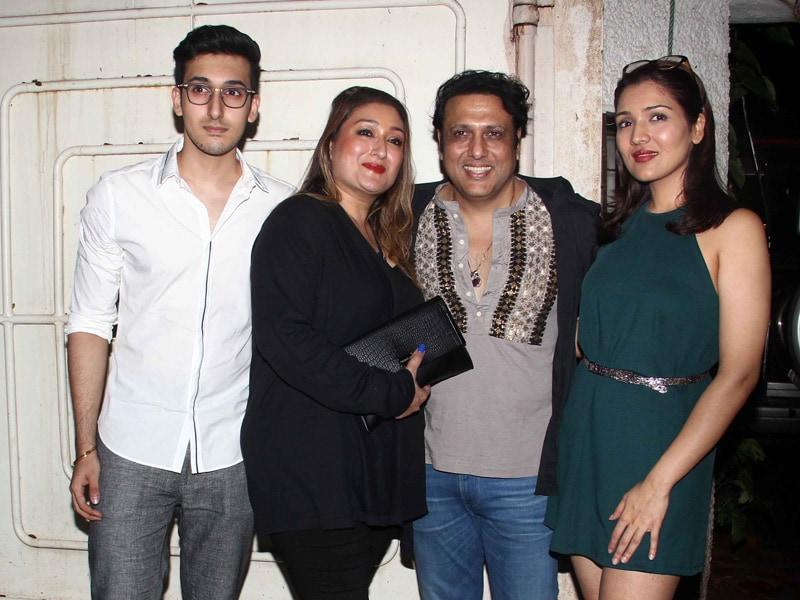 Partners Govinda and Salman Khan's Separate Outings