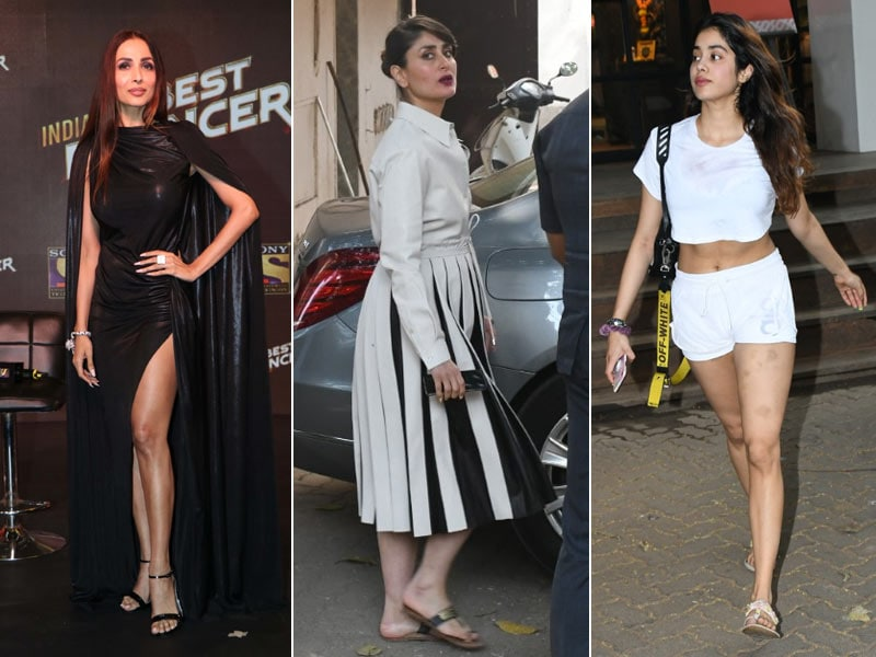 Kareena Kapoor, Malaika Arora And Janhvi Kapoor Had No Monday Blues