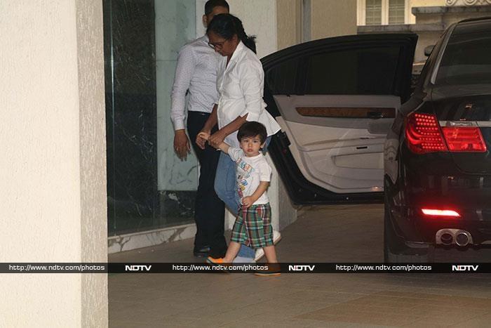 दीपिका-रणवीर, करीना कपूर ने ऐसे की अपने हफ्ते की शुरूआत