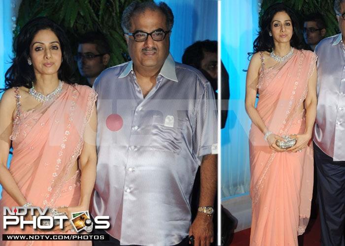 Sridevi's top 10 sari looks
