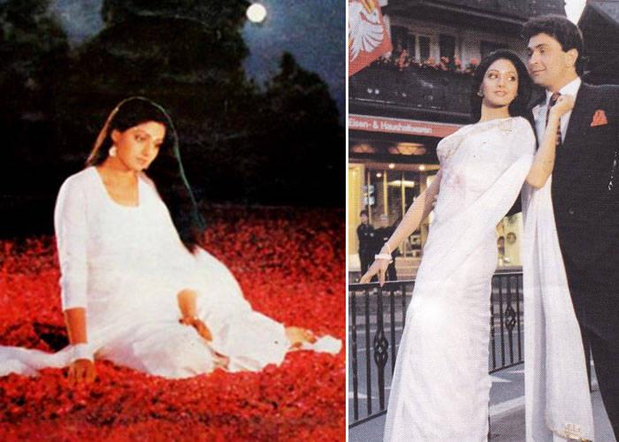 Happy Birthday Sridevi Bollywoods Chandni 54-9488