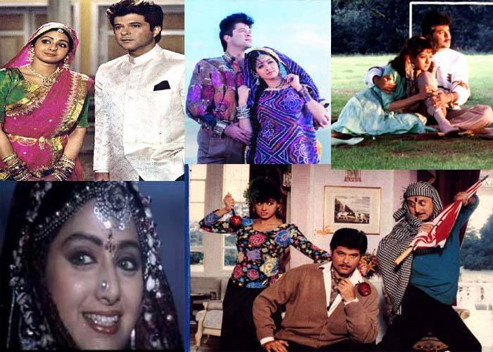 Happy Birthday Sridevi Bollywoods Chandni 54-6637