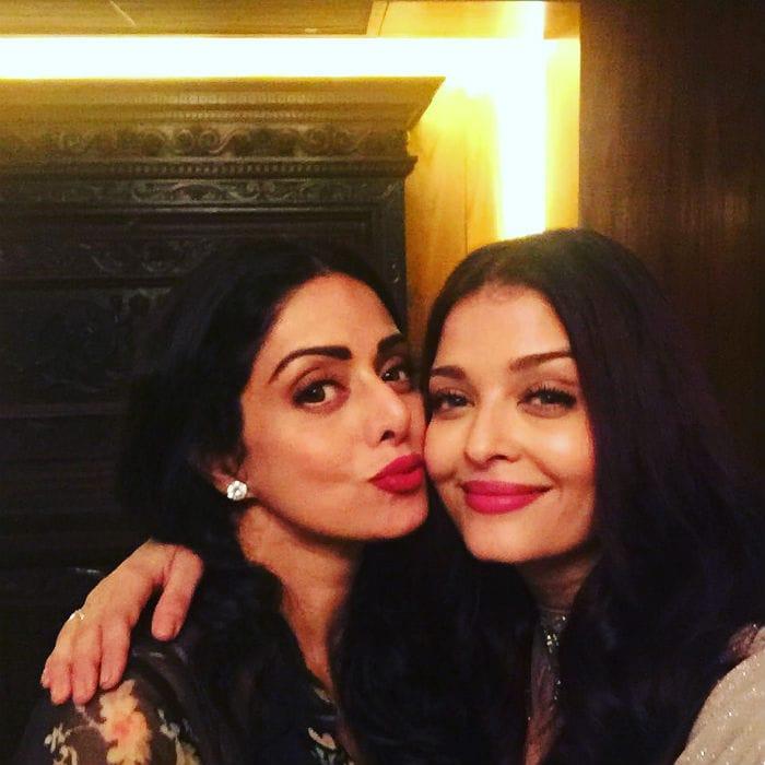 Inside Sridevi\'s Star-Studded Party With Ash, Rani, Rekha