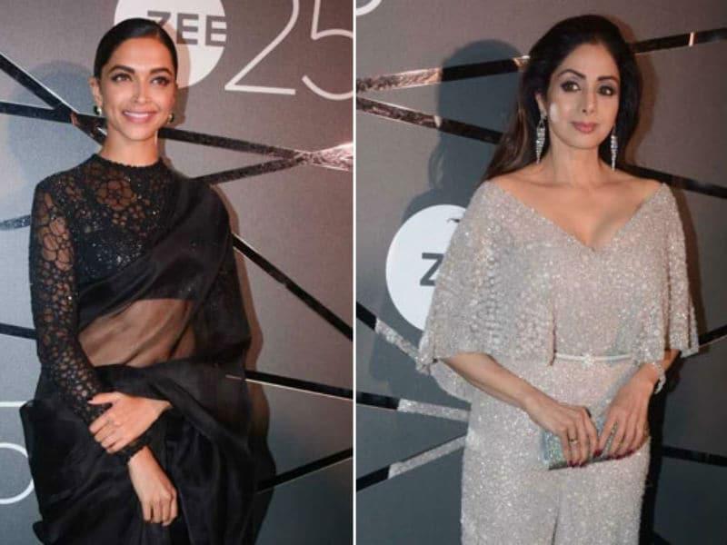 Deepika And Sridevi's Mumbai Diaries