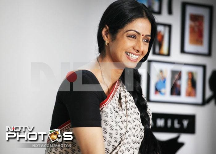 Simple yet stunning, Sridevi steals hearts in English Vinglish