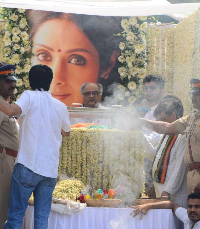 As Sridevi Begins Her Final Journey, Her Beloved Mumbai Comes To Standstill