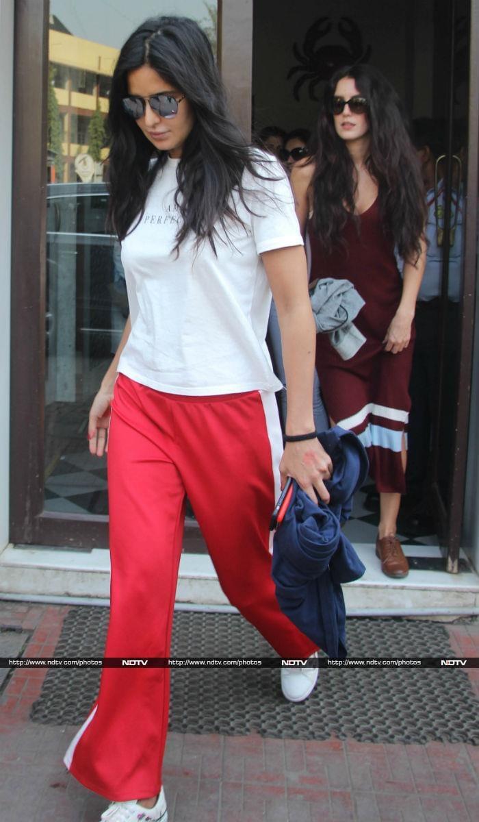 Sridevi, Janhvi, Khushi, Katrina Are So Darn Fashionable