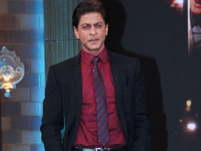 Suit Boot Mein Aaya SRK