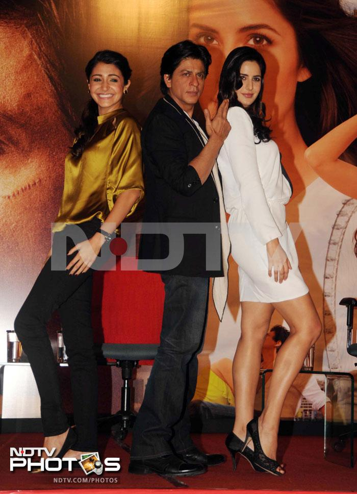 The desi Bond and his desi girls